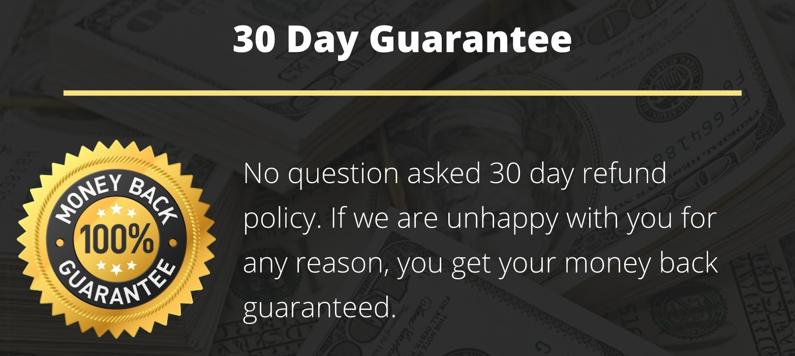 super affiliate system guarantee