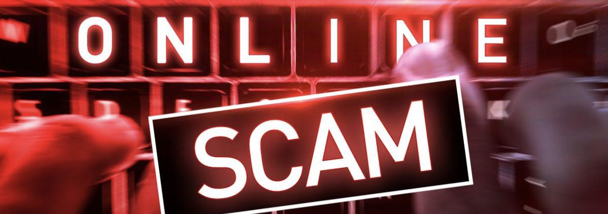 online scam